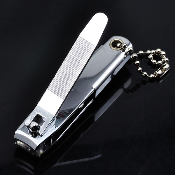 Korea design engraved nail clipper with bottle opener N-129