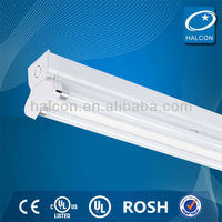 2014 good price UL CE ROHS t5 t8 fluorescent lighting fixture in China wall pack light fixtures