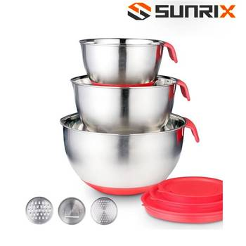 Best Stainless Steel Mixing Bowl Set