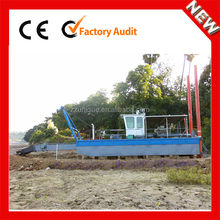 Easy Operating Gold Dredging Boat for Sale