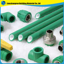 Chinese supplier plastic ppr pipe and fitting