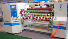 Scotch tape making machine/scotch equipment/bopp packing tape slitting rewinding machine