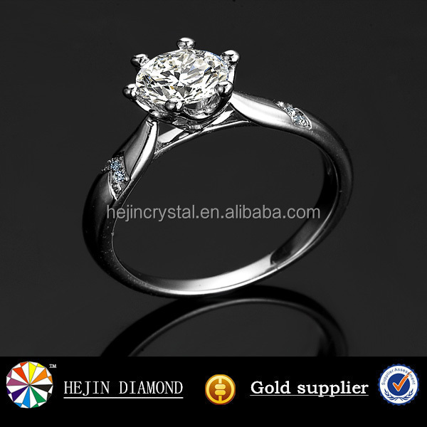 hotfix rhinestone crystal of wedding ring making
