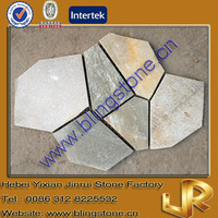 Natural Flag Slate Beige Landscaping Stones