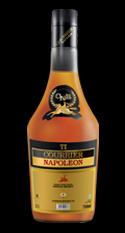 Courrier Napoleon Brandy-red