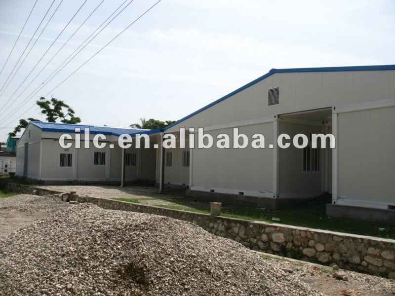 Professional LPCB maunfacturer container house shop