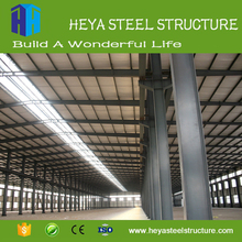 Small factory building factory steel structure prefabricated sheds