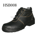 industrial workman use middle cut S1P standard safety shoes for working