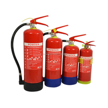 New automatic fire fighting dry powder chemical fire extinguisher
