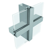 Aluminium Curtain Wall Profiles