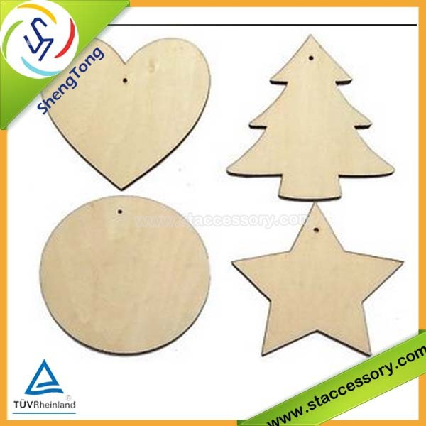 wholesale unfinished wood for craft laser cut wood craft