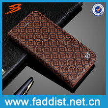Smart phone case for iphone 6s genuine leather case with card slot