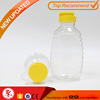 350ml clear round plastic juice bottle