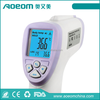 infrared contactless temperature meter for human body high accuracy infrared thermometer