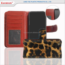 leather and tpu mobile phone case for iphone 4 5 6 6s 7 se plus cover