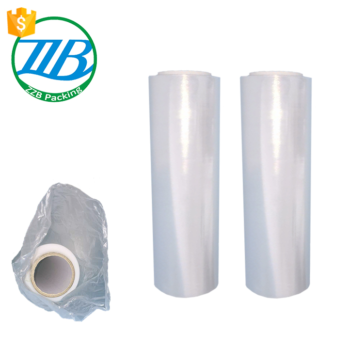 Customized Ldpe Plastic Polystyrene White Shrink Stretch Film