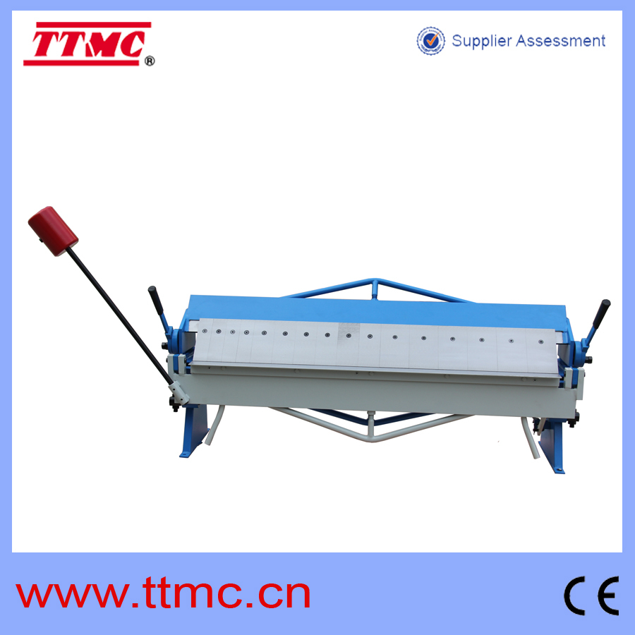 BP-1650 Pan and Box Brake Machines TTMC Manufacture