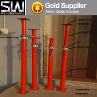 Quality Adjustable Steel Prop /Supporting Post Shore for Construction Buildings