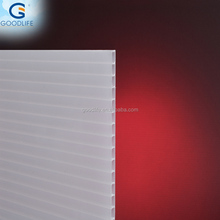 light bule UV layer light diffuser sheet plastic with top quality