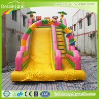 Attractive big Inflatable Trampoline, inflatable jumping slide, inflatable jumping bouncer