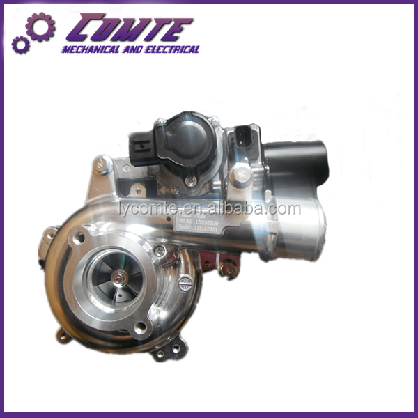 17201-30180 17201-30150 CT16V turbo turbocharger for Toyota Land Cruiser Hilux KZJ90 KZJ95 D-4D 1KD engine