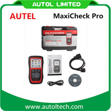 Original Special function autel maxicheck pro EPB/ABS/SRS/SAS/TPMS/DPF System OBD Airbag SRS Scan Reset Tool