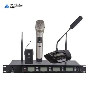 professional lapel microphone handheld wireless microphone system for ktv