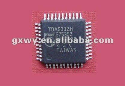 integrated circuit for tv TDA9332H