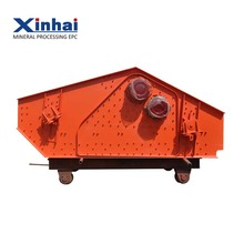 Hot sale good price of Auto Centering Vibrating Screen /vibrating sieve machine in China
