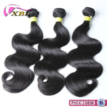 xblhair virgin body wave human hair bundles indian accessories wholesale
