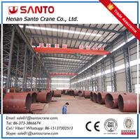 European Design 5 ton overhead crane for sale Factory Direct Sell