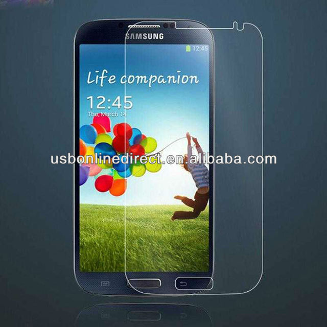 5x Matte finish screen protector For Samsung Galaxy S4 screen protector
