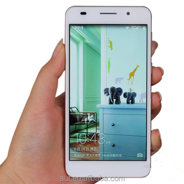 China Mobile Phone huawei honor 6 Android 4.4 IPS Screen Smart Phone Kirin 920 8 Core 1.3GHz