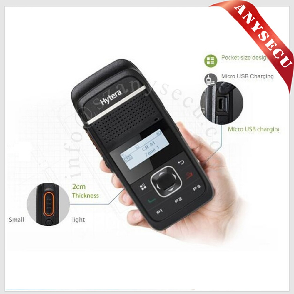 Good quality and low price Hytera DMR Digital Radio PD35 UHF400-440MHZ two way radio