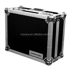 Flight Road Case MA-1200B Heavy Duty Turntable Deluxe Case Fits Technics 1200 & All Other Brand Turntables Such As: Numark, Stan