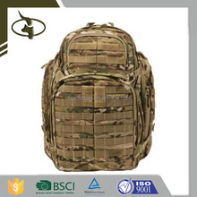 Wholesale Promotional Blank Canvas Backpack Camping Tactical Military Backpack For Hiking