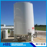 high quality glass lined storage tanks for nature gas/waste water