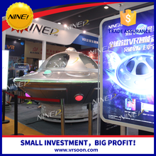New 2017 Led Amusement Light Happy Space Ninth Planet