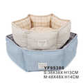 Pet Products for Puppy Round Dog Beds with Memory Foam