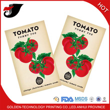 Agricultural plant seeds packaging bags