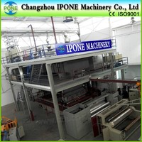 1.6m/2.4m /3.2m SS Fully-Automatic PP Non Woven Fabric Making Line/Plant/Machinery