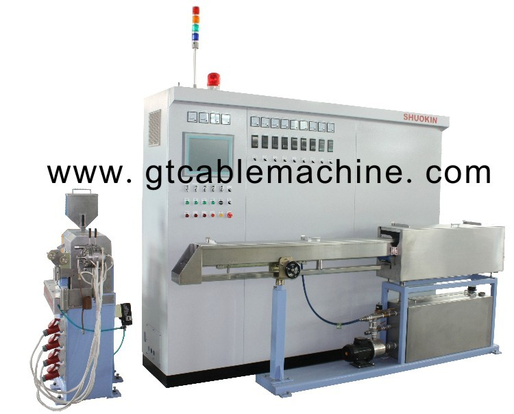 Wire Cable jacketing extrusion Line