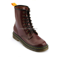 Latest design there color fashion pvc boots comfortable anti-slip brown shoes for girl