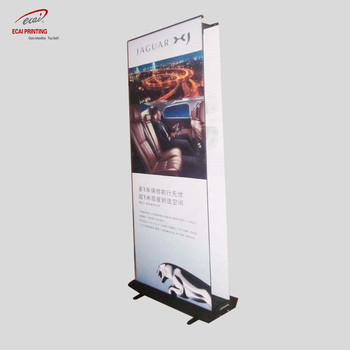 Customized Display Stand Banner Roll Up Banner X-banner Stand