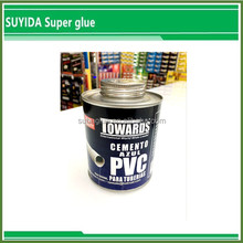 Contact cement glue good sealing performance CPVC glue UPVC glue