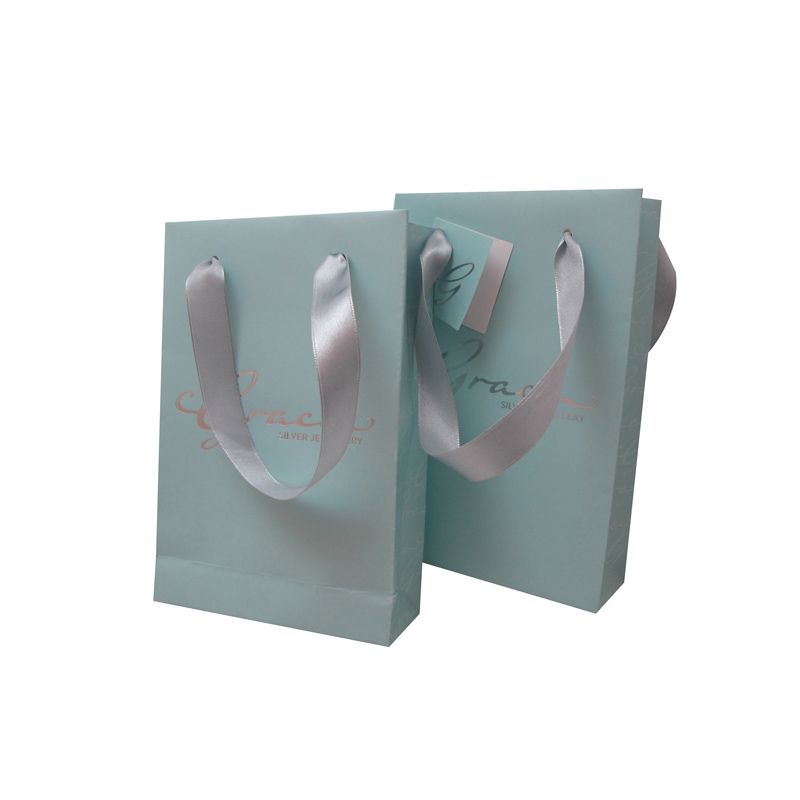 China Wholesale Cheap Custom Design Shopping Paper Bags With Your Own Logo