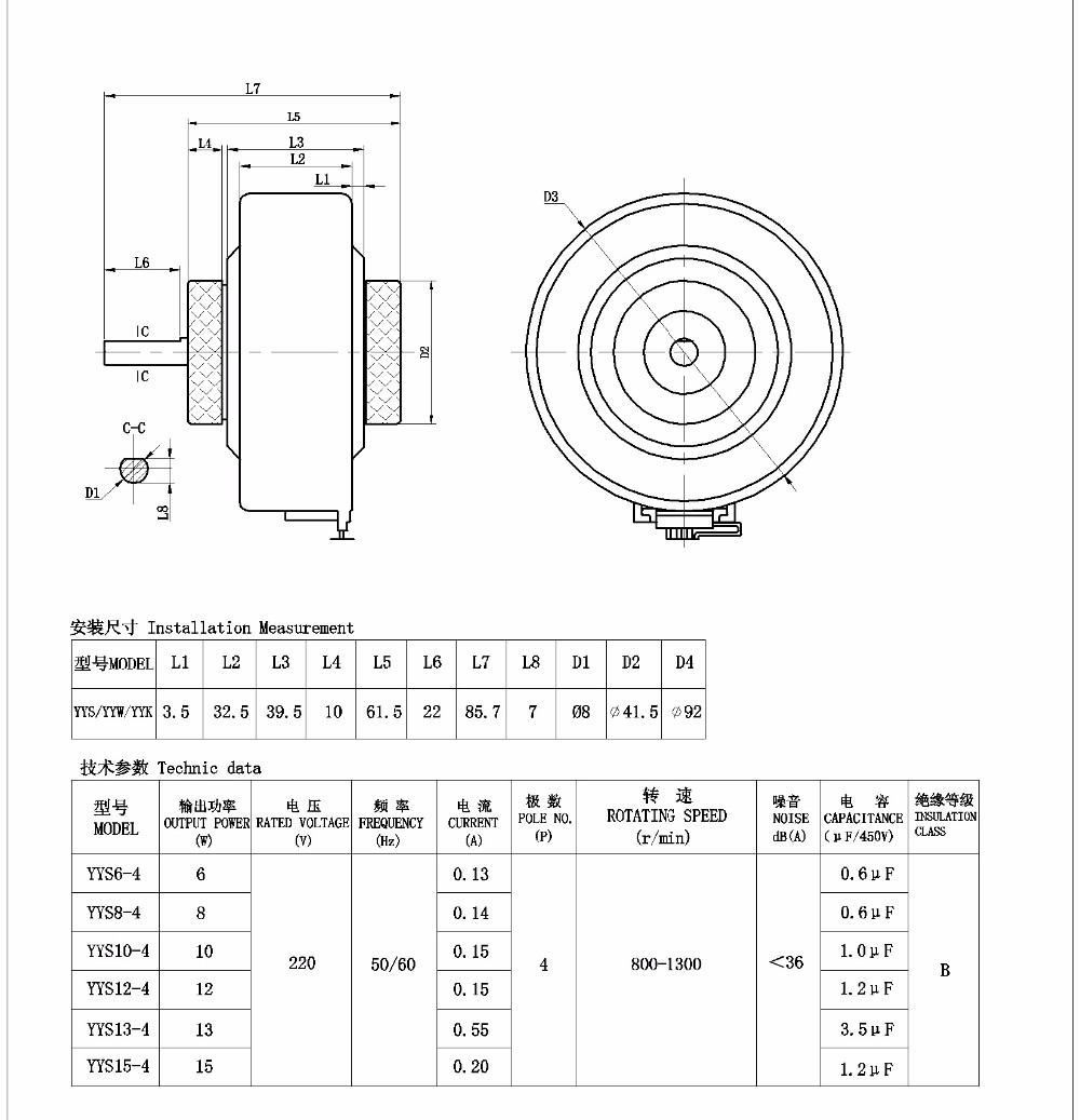 Ac single phase motor for indoor air conditioner view 220v ac iron aluminium hull motorshaded pole motor for home appliance pooptronica Image collections