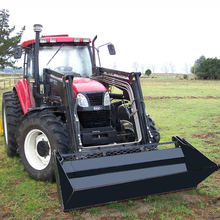 Powerful Utility 110hp Cab Tractor and Loader for Sale