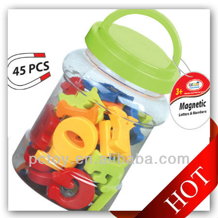 Magnetic alphabet letters for kids