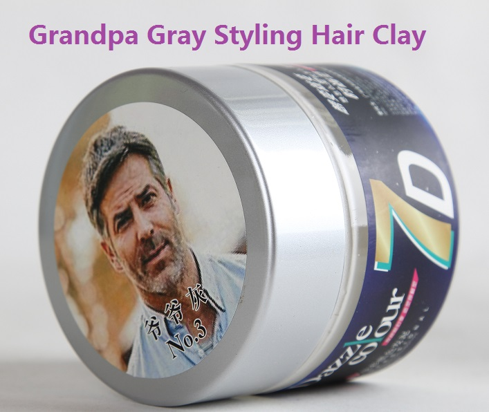 Grandpa Gray Styling Hair Clay malaysia fruit export our version of perfume oriflame cream glitter hair gel
